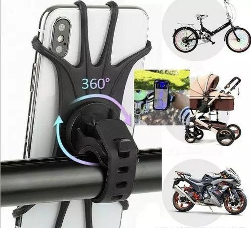 Suporte de telemóvel para bicicleta