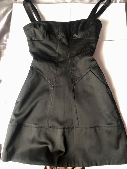 платье силуэтное Mango оригинал новое / M Ровно - изображение 1