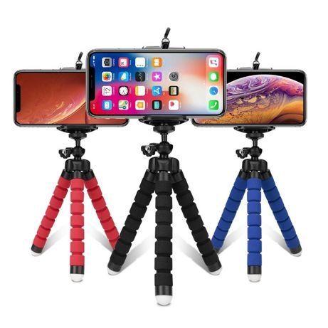 ТОП Штатив для телефона экшен-камеры фото видео