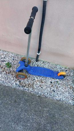 Rower bujak hulajnoga