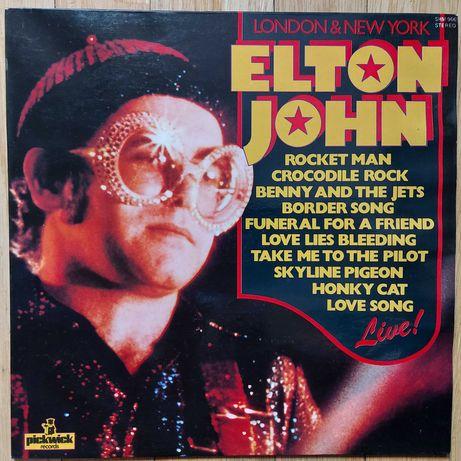 Elton John London & New York UK 1978 (NM-/EX+)