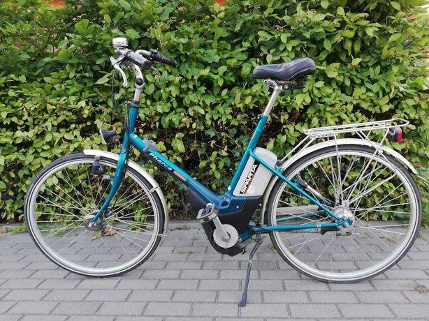 "E-rower elektryczny miejski holenderski 26"""