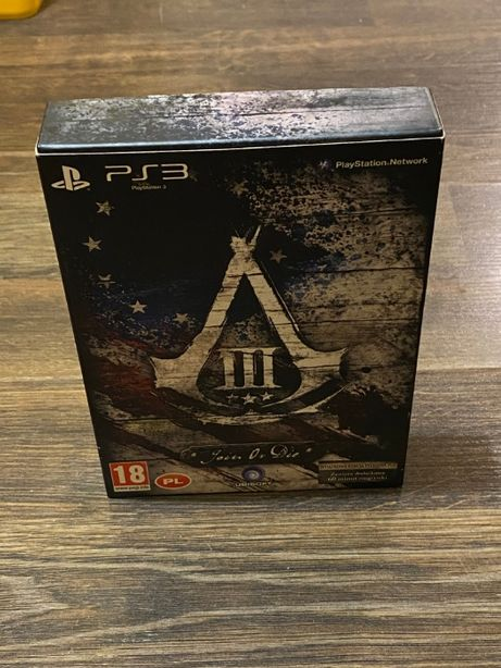 Assassin's Creed 3 Join Or Die PS3 PL