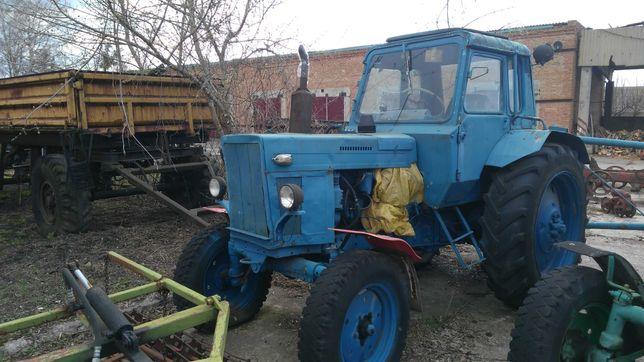 Продам трактор МТЗ 80 К 1992