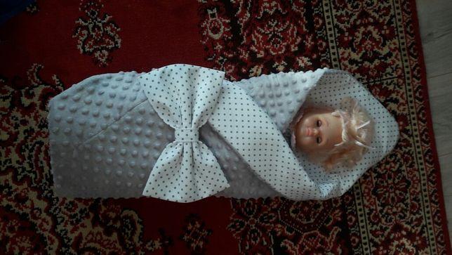 Детский плед, одеяло конверт