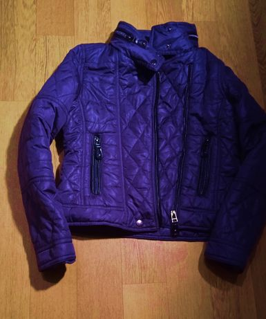 Косуха куртка демисезонная, ветровка 10-11 лет р 140-146