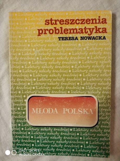 Streszczenia problematyka młoda Polska