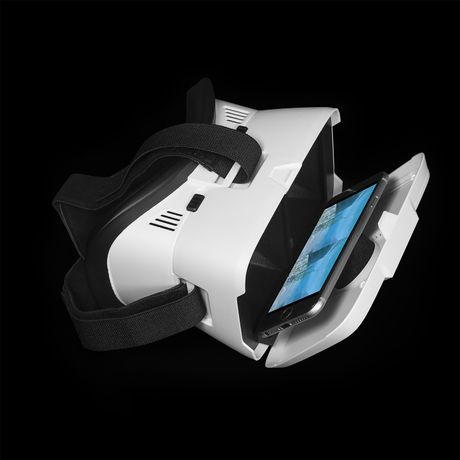 Okulary VR Immerse 3D filmy HeadSet