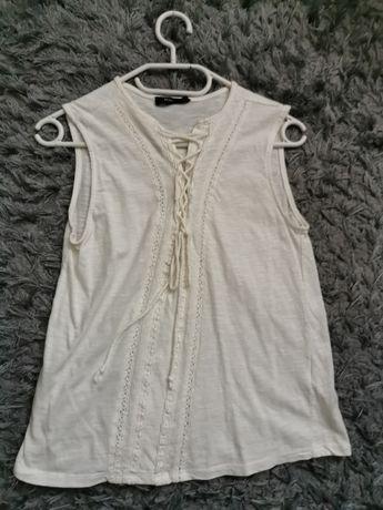 Biala bluzka reserved 34