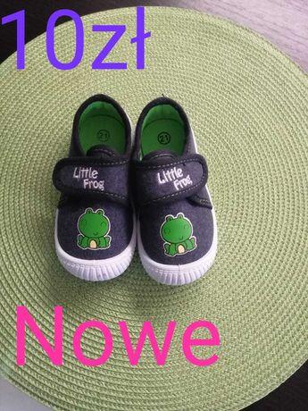 Buty dziecięce nowe