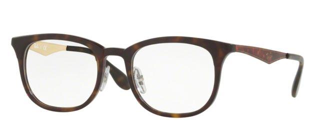 NOWE RAY BAN 5683 HAVANA/MATTE HAVANA oprawy korekcyjne okulary