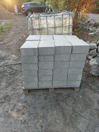 Bloczek betonowy, bloczki fundamentowe (66szt) okolice Grodzisk Maz.
