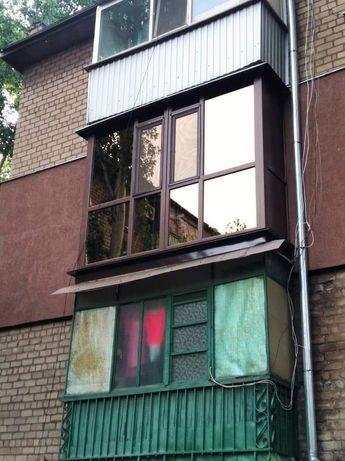 Окна-балконы скидки для всех