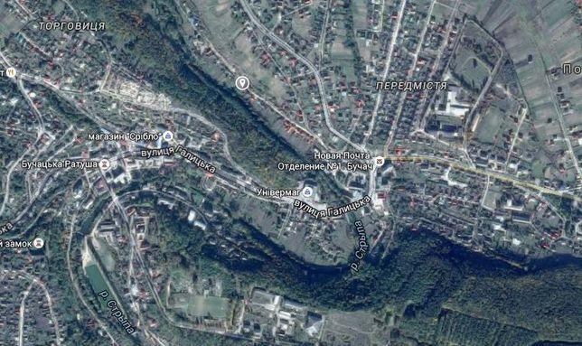 Продам земельну ділянку в місті Бучач.