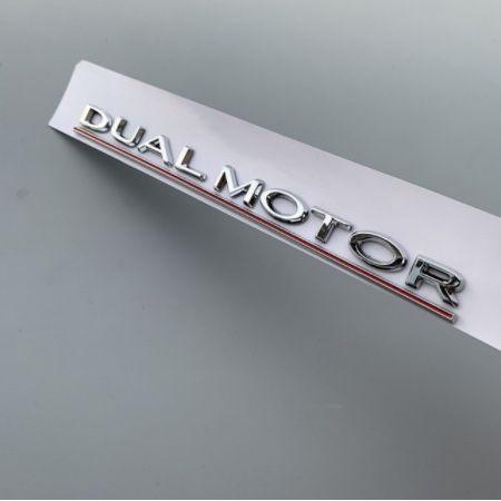 Эмблема на Tesla model 3/Y/S/X dual motor(performance)