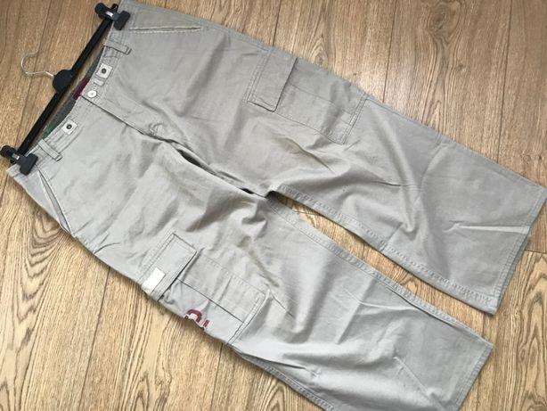 REPORTER spodnie bojówki 42 44