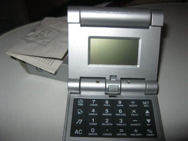 Калькулятор,часы,будильник,календарь