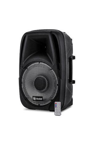 Kolumna Karaoke z Mikrofonem Pilotem Bluetooth USB MP3