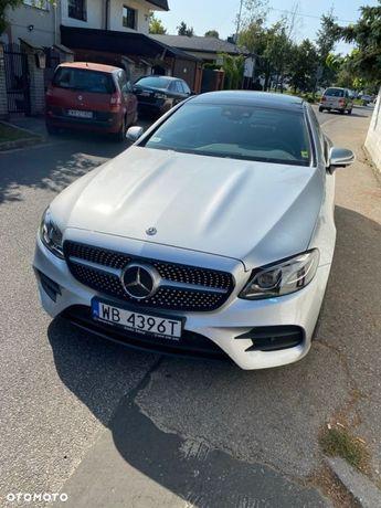 Mercedes-Benz Klasa E Mercedes E350 Coupe