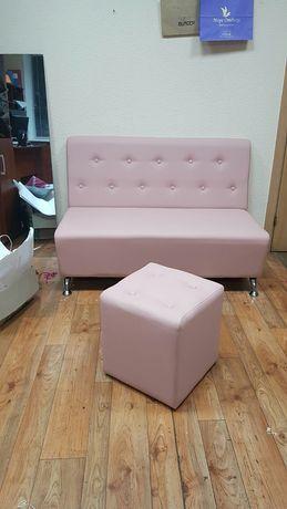 Диван в офис, офисный, диван для посетителей, диван в салон