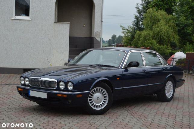 Jaguar XJ Sovereign 4.0 V8 285km*Skóra,Drewno,Alufel*Full Opcja*Niski przebieg