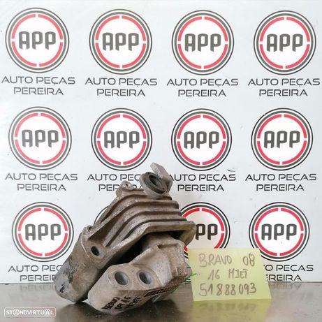 Apoio motor Fiat Bravo de 2008 1.6 MJET referência 51888093.