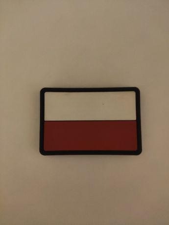 Naszywki GROM polska grupa krwi