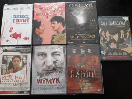 Polskie filmy nowe w folii