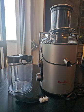 Máquina de Sumos Centrifugadora Moulinex xxl