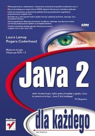 Java 2 dla każdego - Rogers Cadenhead, Laura Lemay