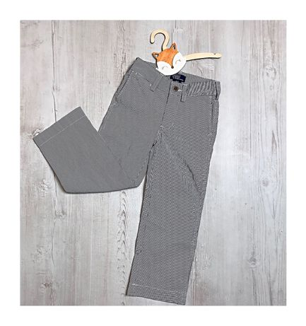 Spodnie Ralph Lauren jak NOWE 110 116 paski