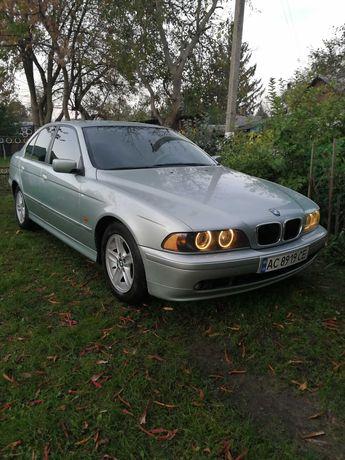 BMW e39 рестайлінг