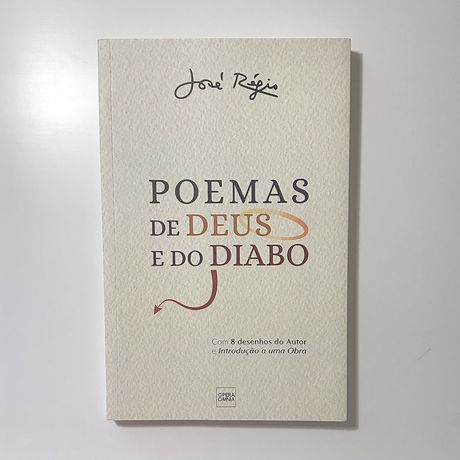 livro poemas de deus e do diabo