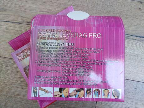 Magic leverag pro, walki do włosów