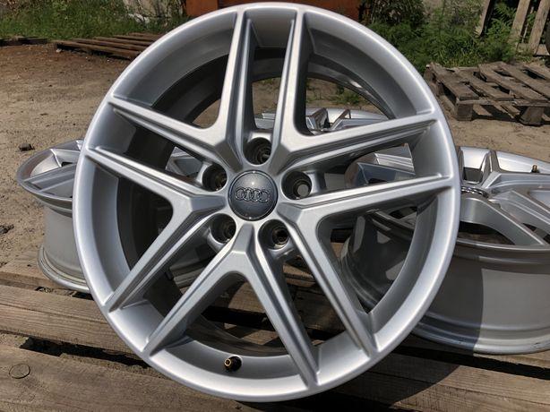 5x112 r17 Audi Диски литые оригинал как НОВЫЕ Germany