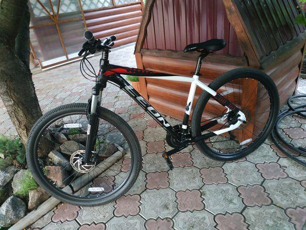 Велосипед LEON TN-70HDD отличное состояние