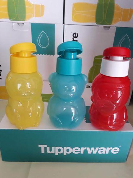 Garrafas Crianças Tupperware Guarda - imagem 1