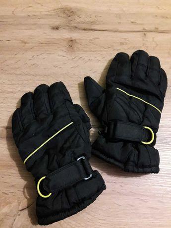 Rękawice narciarskie junior rozm. 6,5 13-14 lat