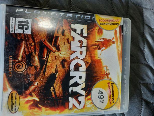 Farcry 2 para Ps3