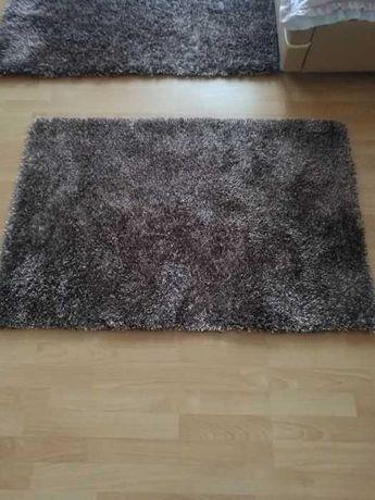 Dywanik Shaggy 120 x 80 cm brązowy posiadam 2 sztuki