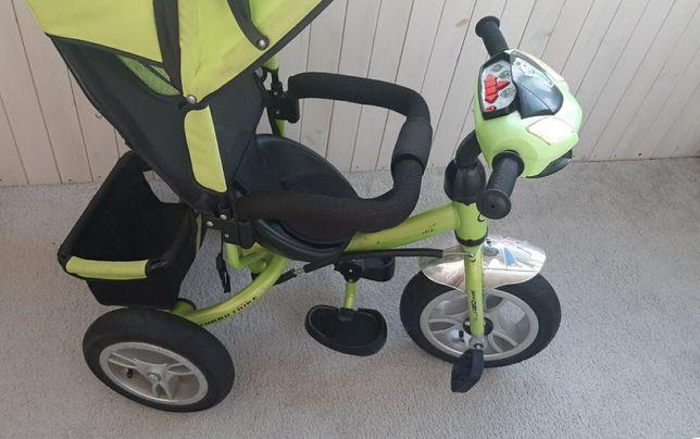 Дитячій велосипед Turbo Trike