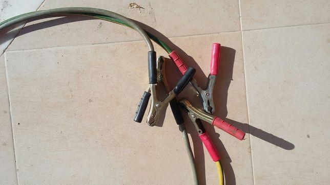 Cabos de bateria feitos por medida