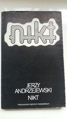 Nikt - Jerzy Andrzejewski