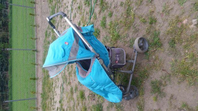 Wózek spacerówka Espiro