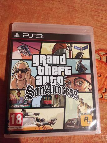 GTA SAN ANDREAS PS3 grand theft auto