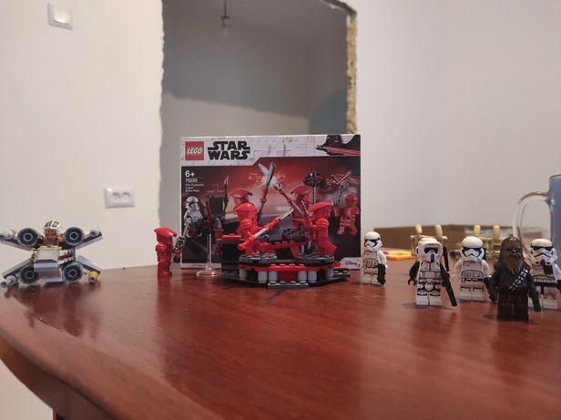 Lego Star Wars Минифигурки и наборы