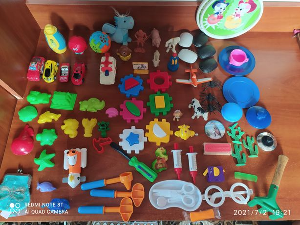 Игрушки от 5 до 20 грн