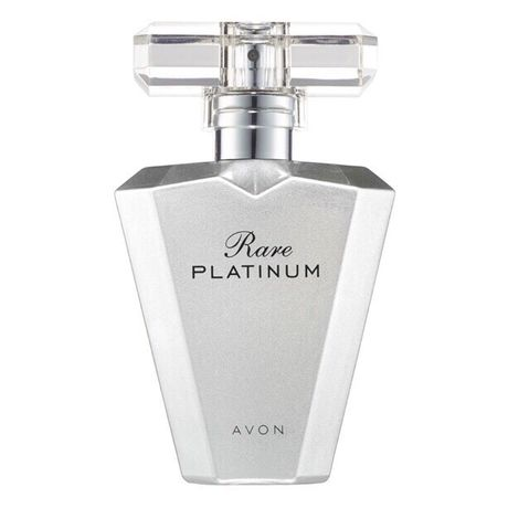 Rare Platinum Avon