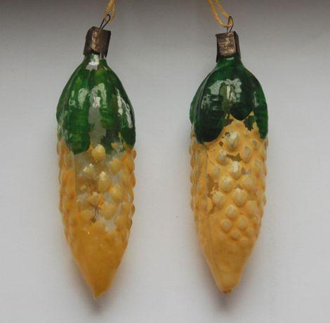 Елочная игрушка Кукуруза  50-е годы СССР