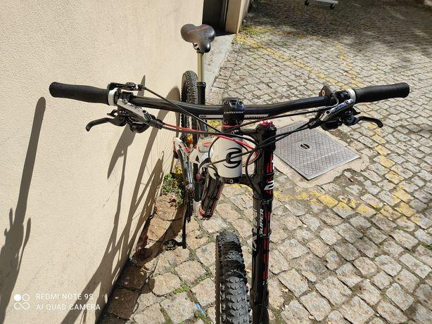 Só está semana bicicleta roda 29 canondel suspensão total carbono